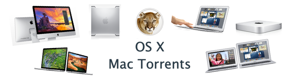 OS X Mac torrents
