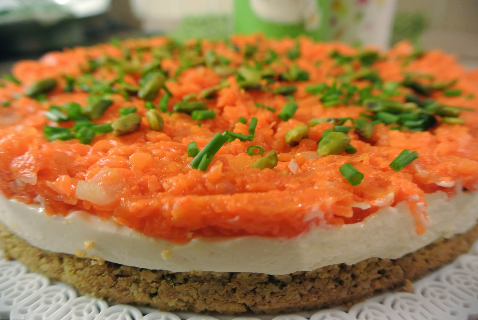 cheesecake salato vegan