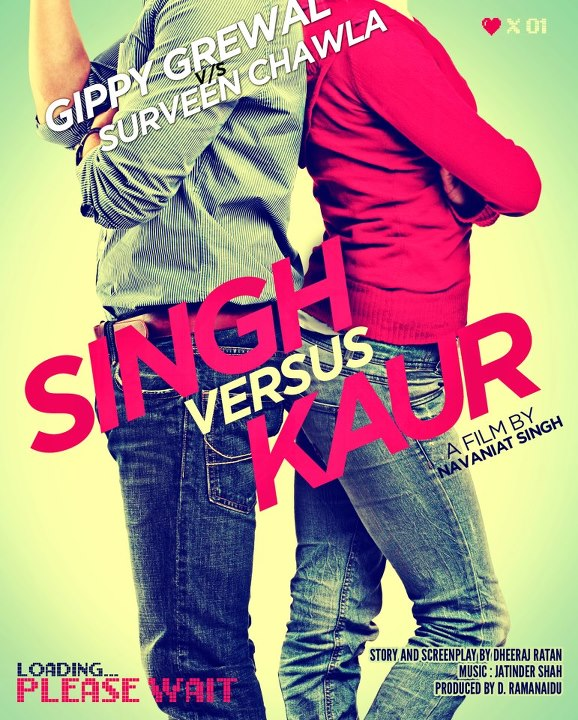Singh vs kaur (2013 Movie Download