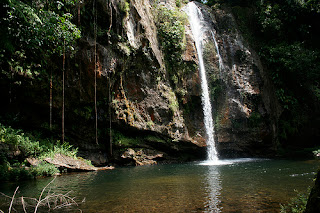 Cascada El Salto Puebla