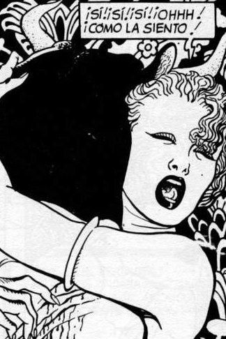 el minotauro al servicio de las damas