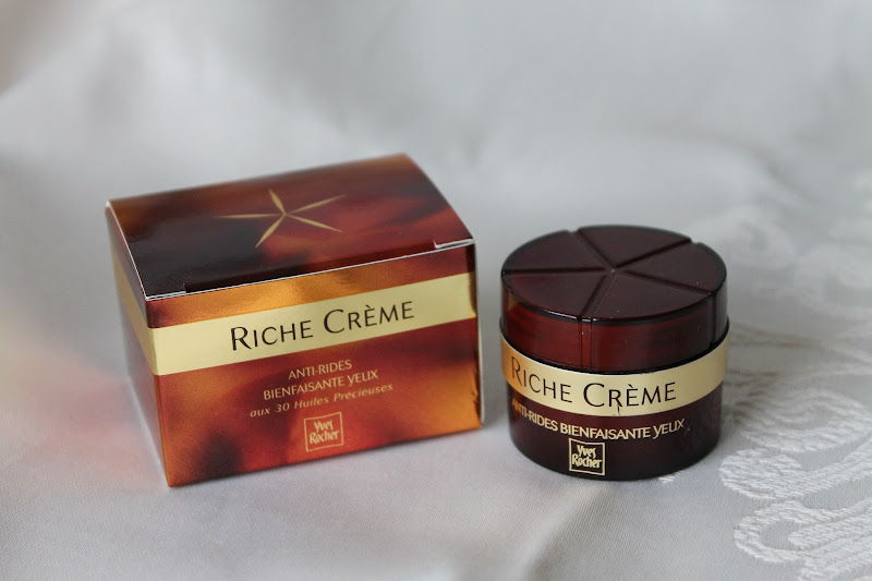Review: Yves Rocher Riche oog crème title=
