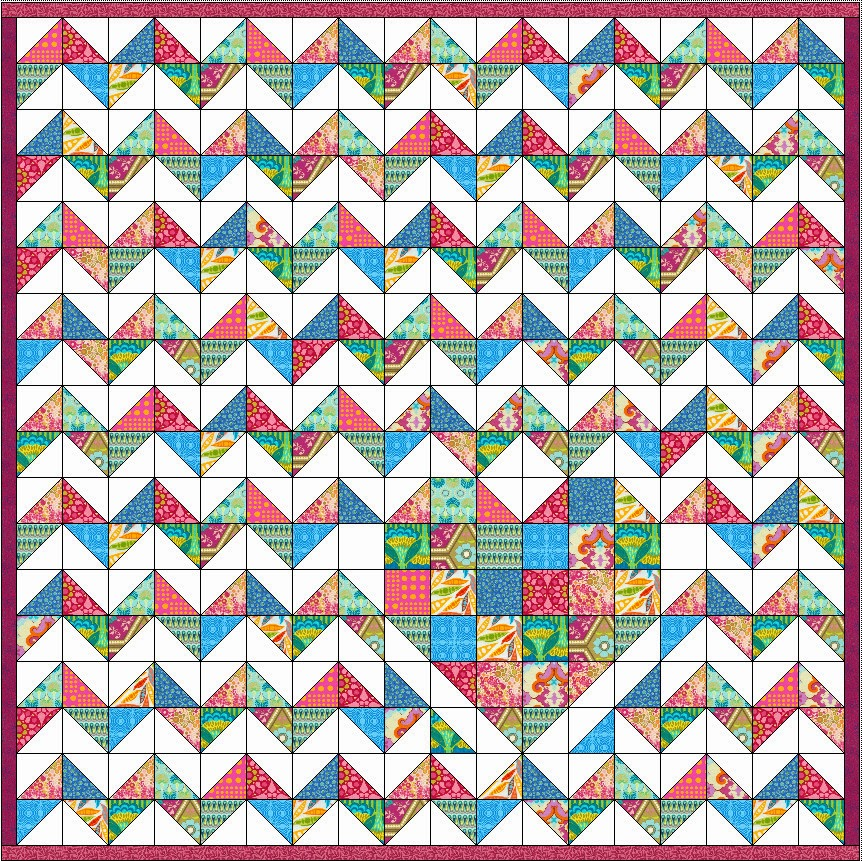http://www.craftsy.com/pattern/quilting/home-decor/iheart-chevrons-quilt-pattern/131590