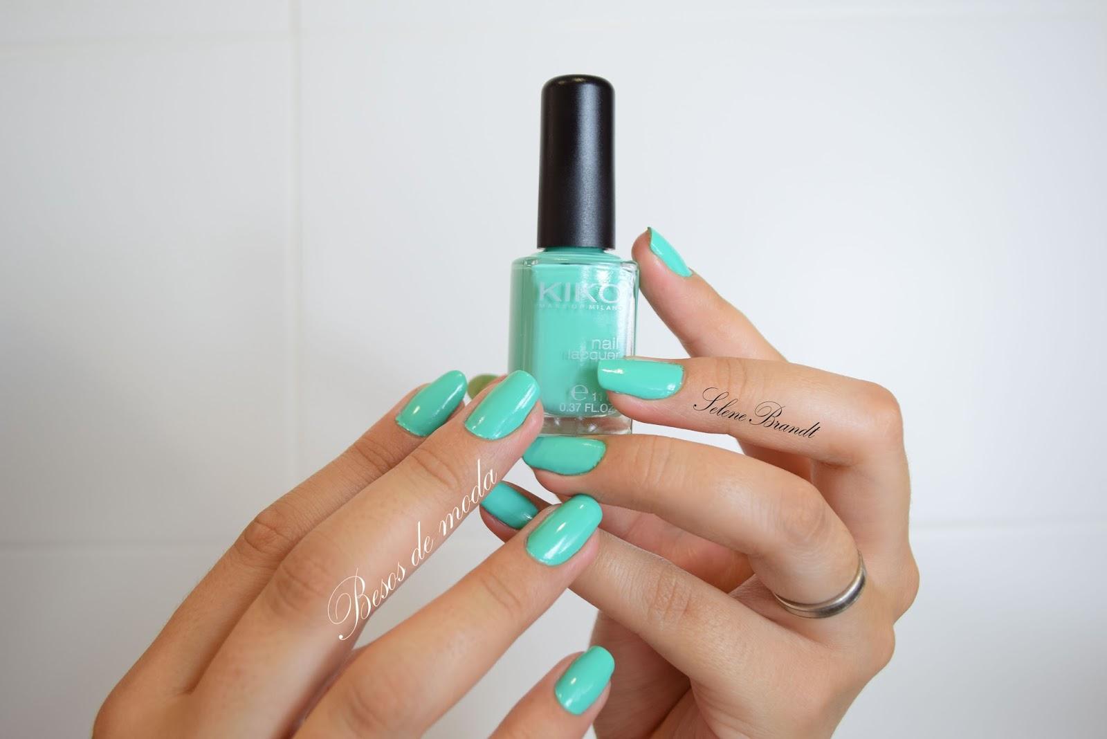 Besos de moda: Los colores del verano para tus uñas