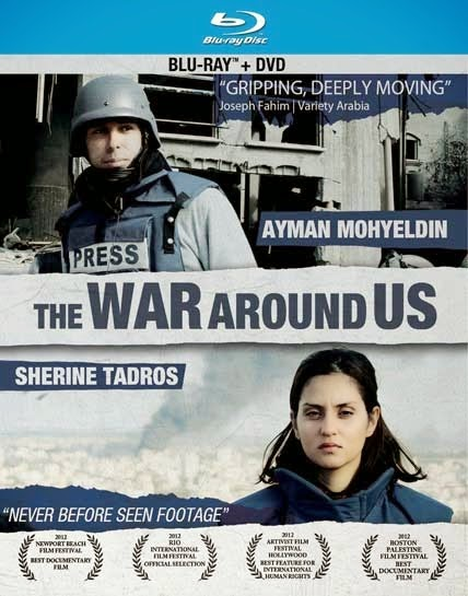 The War Around Us (2014) BluRay 720p BRRip