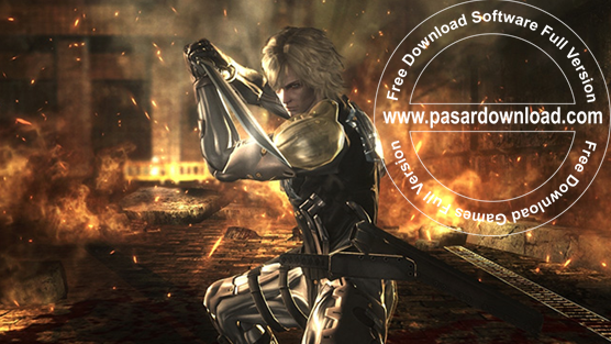 Download Metal Gear Rising Revengeance Full Rip For PC