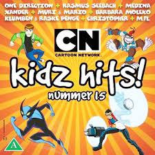 CD Cartoon Network Kidz Hits! 15 (2012)