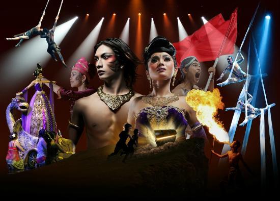 Things to do in Bali by Devdan Show