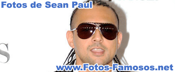 Fotos de Sean Paul