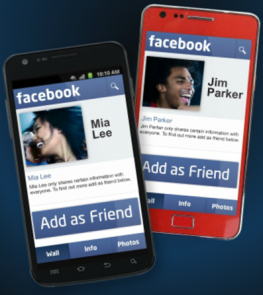 Cara Menambah Teman Facebook dengan Teknologi NFC