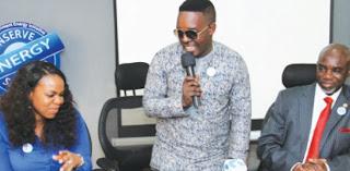 MI Abaga Made Electricity Board Ambassador By LASG