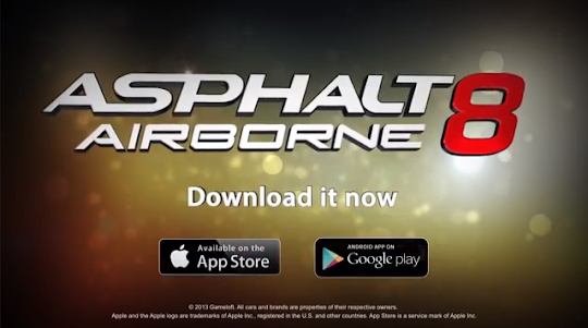 Asphalt 8: Airborne now available for download on iOS and Android Devices