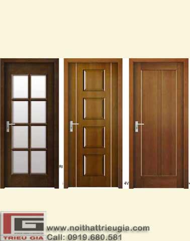 Cửa gỗ, cửa gỗ tự nhiên, cửa gỗ công nghiệp cao cấp