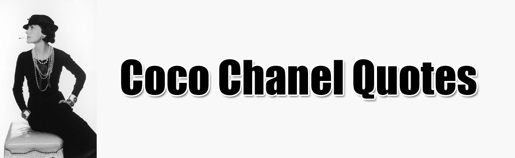 coco chanel quotes luxury lifestyle design