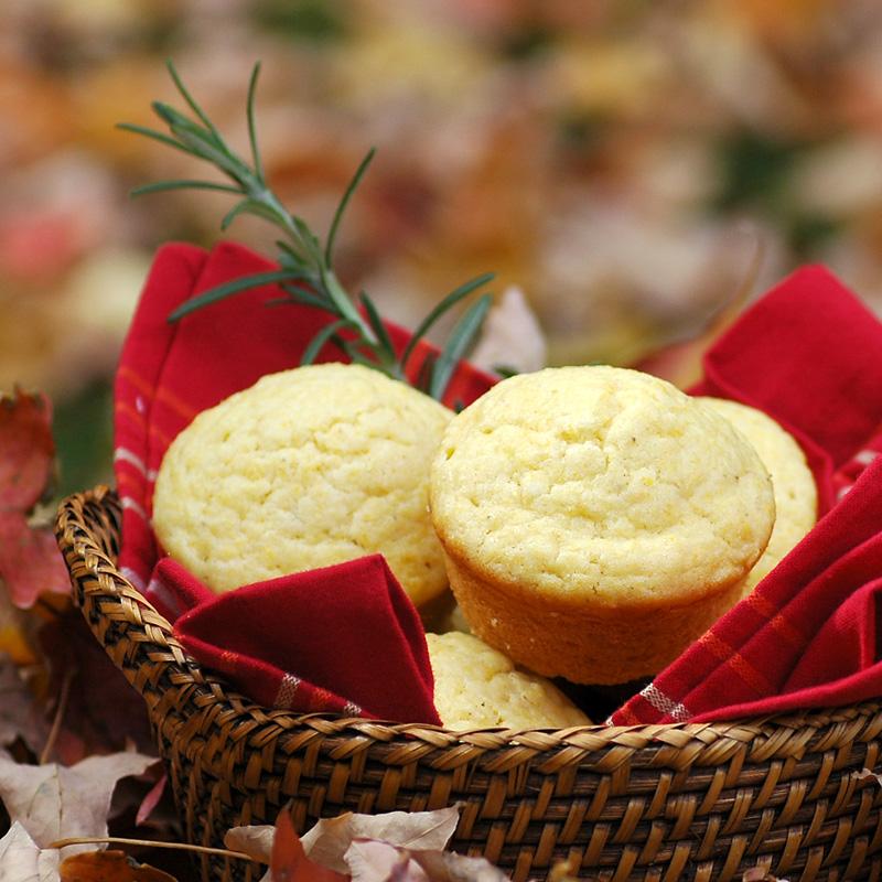 Creamy Corn Muffins