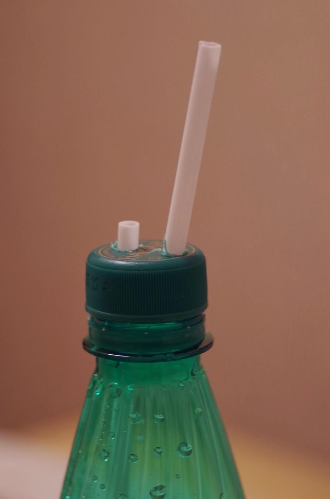 Как сделать трубочки из бутылки 651