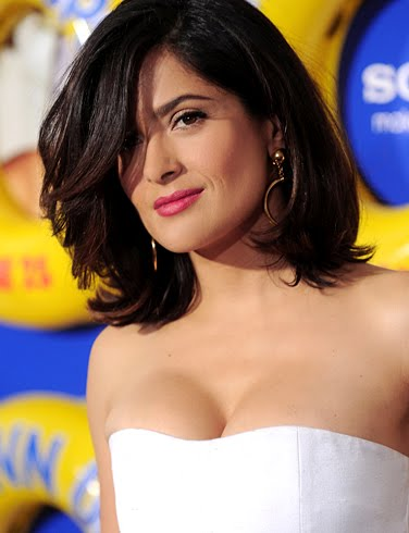 salma hayek movies names. Her movies include: