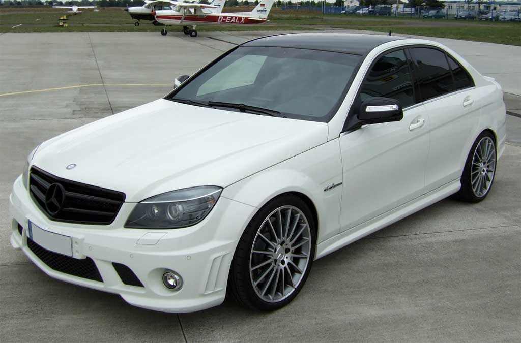 Most Wanted Car C63 Amg