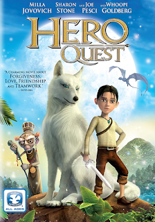 Hero Quest [2016] [DVD5] [Latino]