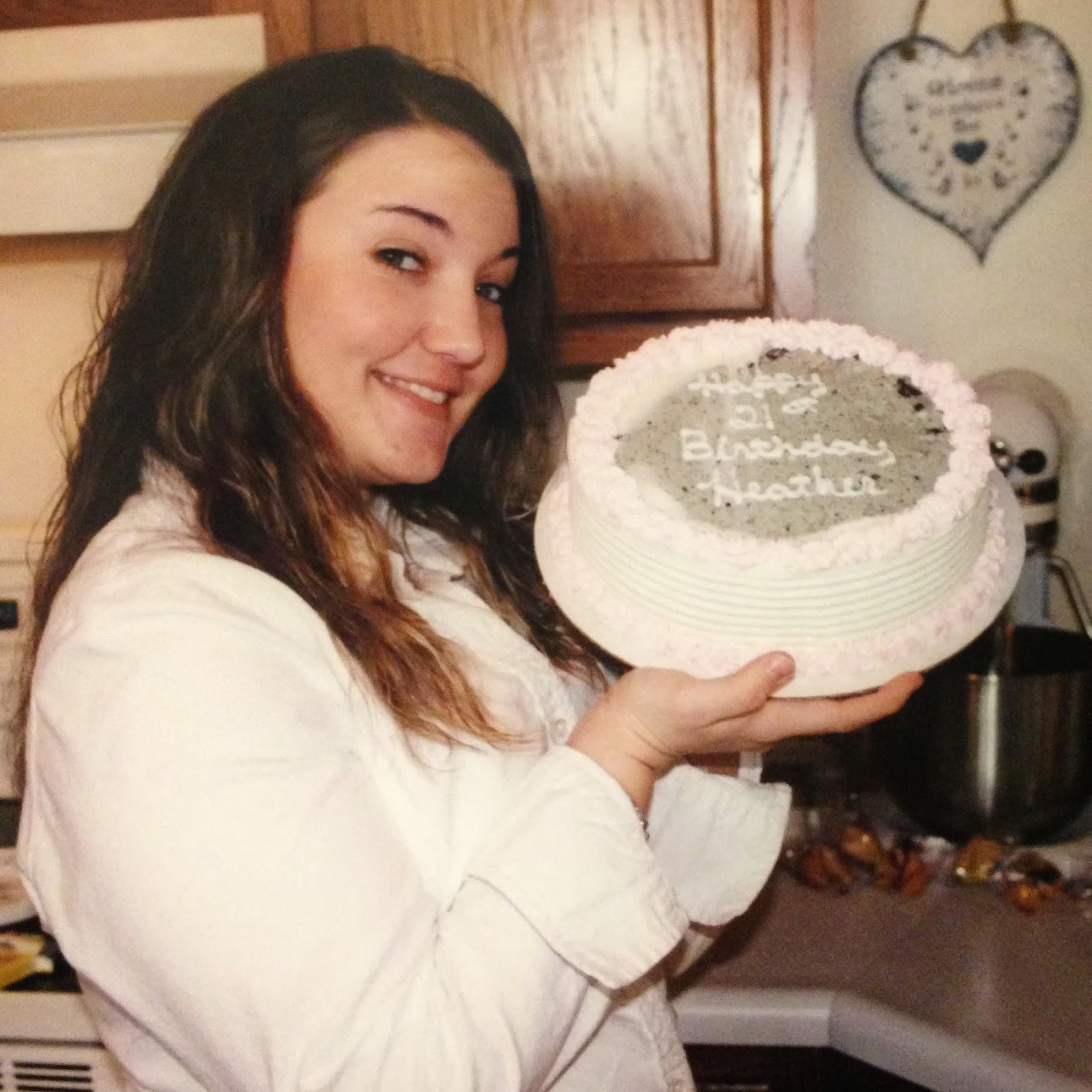 Oth Birthday Cake