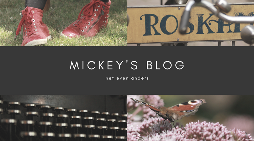 Mickey's blog