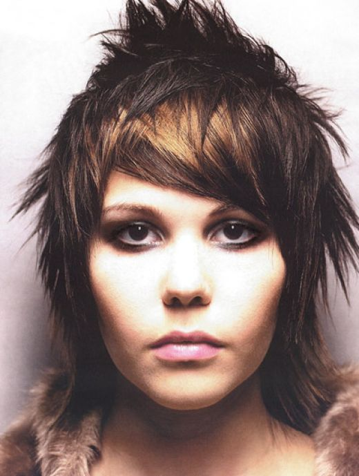 short haircuts for girls. pretty hairstyles for girls