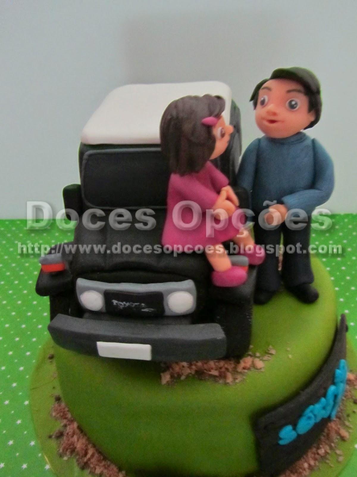 bolo pai e filha