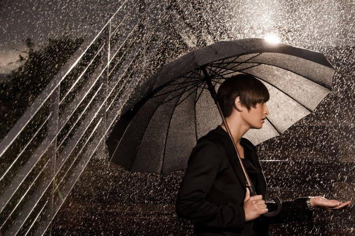 K-POP: Jinwoon - Saint o'clock (Photoshoot)