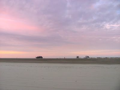 St. Peter-Ording Winterstimmung am Ordinger Strand