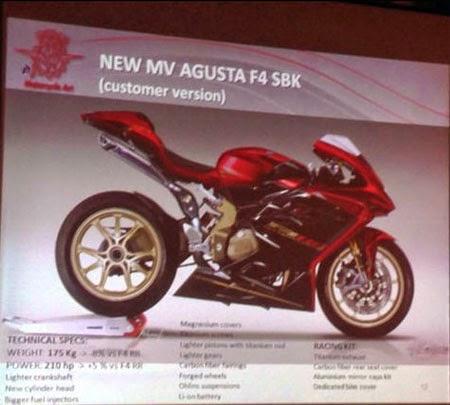MV Agusta F4 SBK