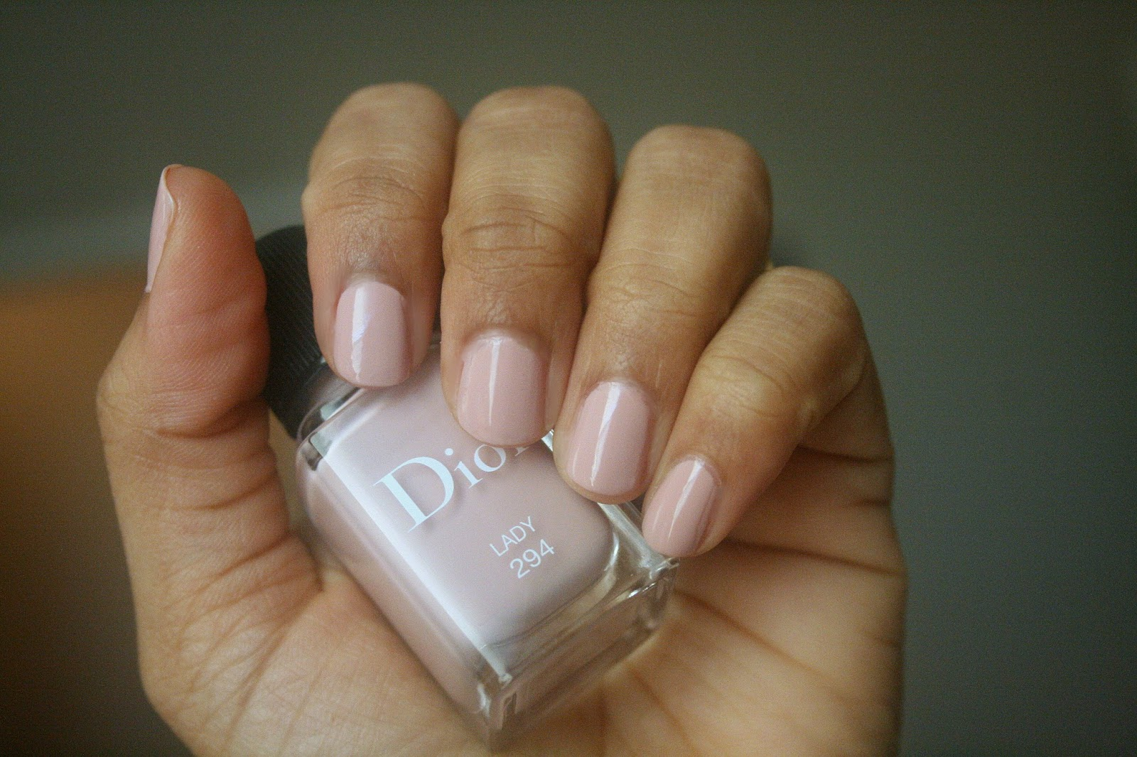 Dior Vernis Lady #294 Swatch