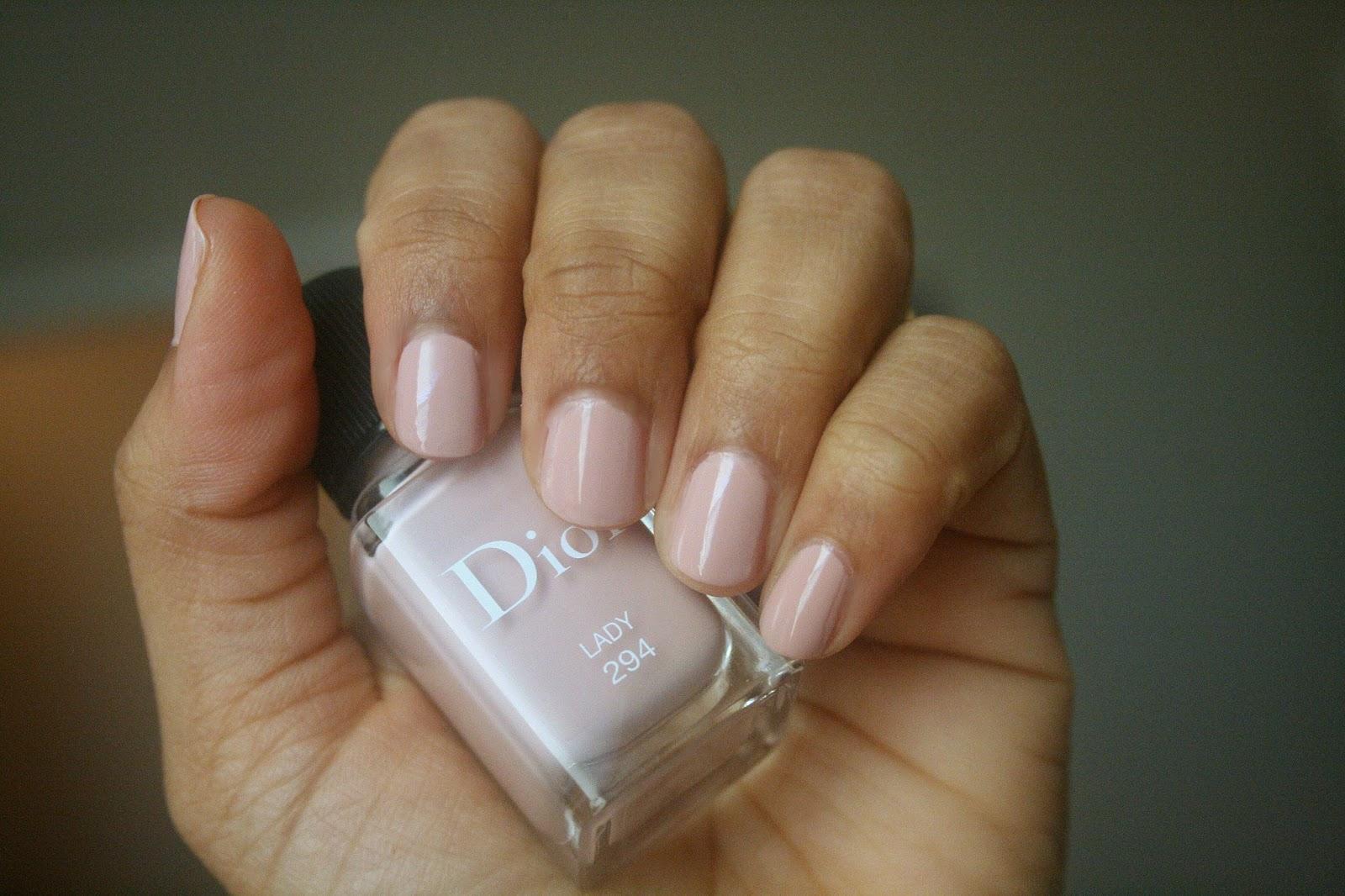 Dior Vernis Lady #294 Swatch