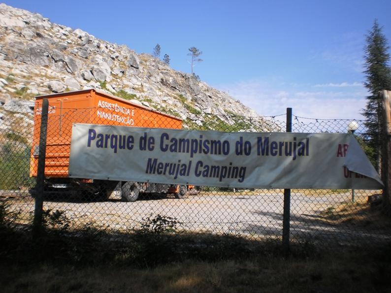 Parque de campismo do Merujal