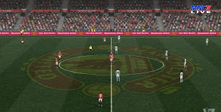 Download Turf Stadium Old Trafford PES 2013