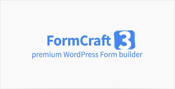 FormCraft v3.2.4 – Premium WordPress Form Builder Nulled