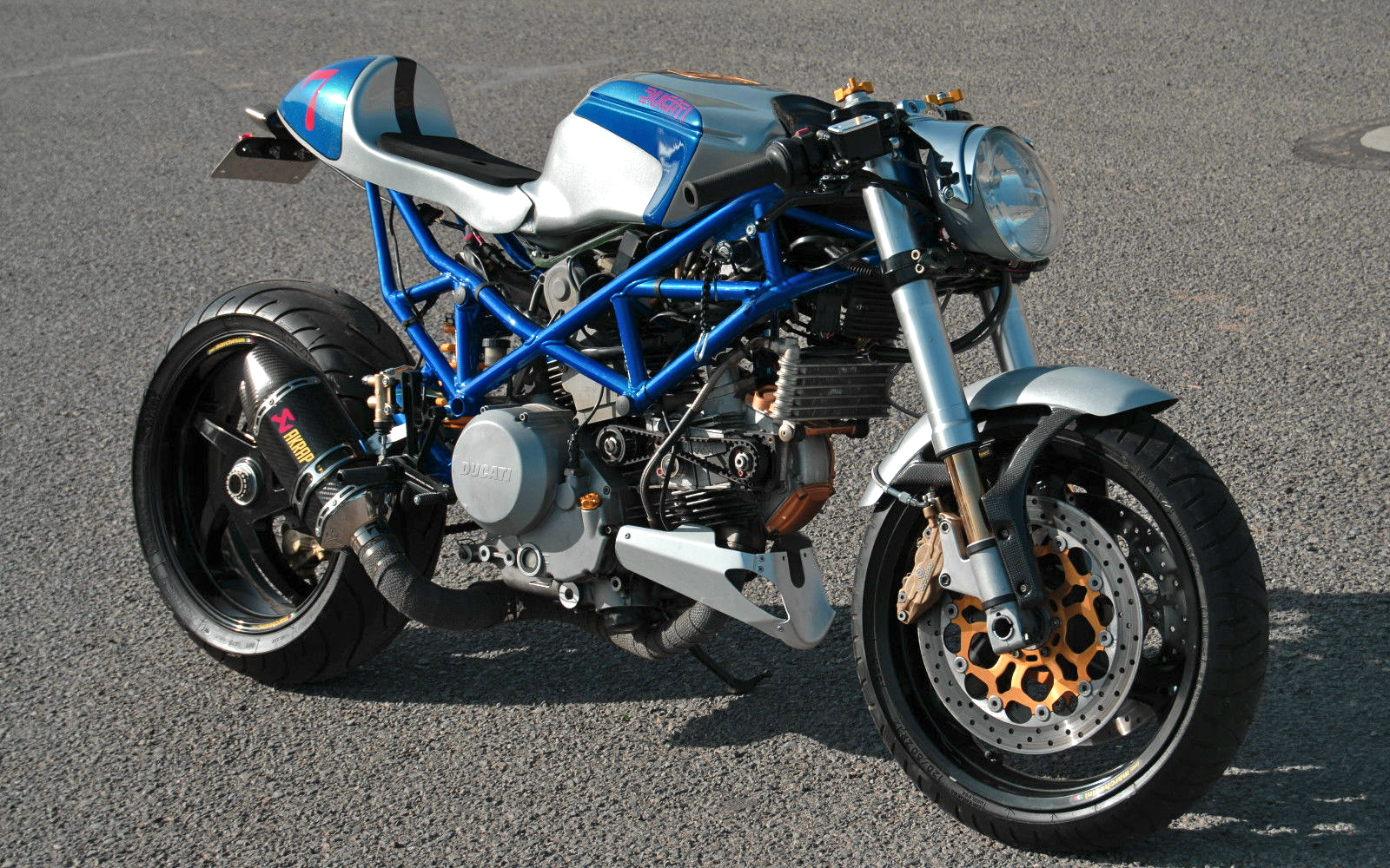 Ducati Monster Reno Nv