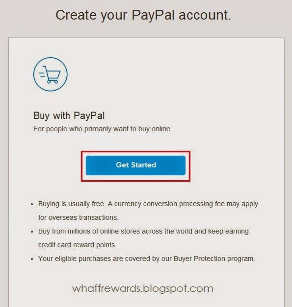 Cara Daftar Paypal Terbaru 2015