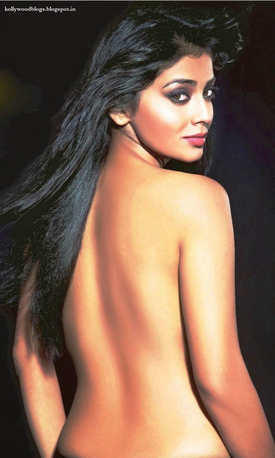 Kollywood Gallery Sexy Shriya Saran Exposing Pictures