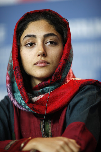 golshifteh farahani body covered