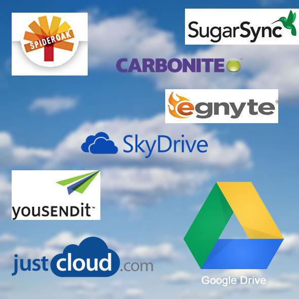Cloud StorageCloud Storage Companies