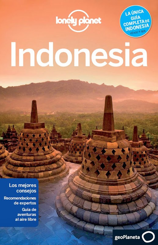 Lonely Planet Indonesia 3a edición