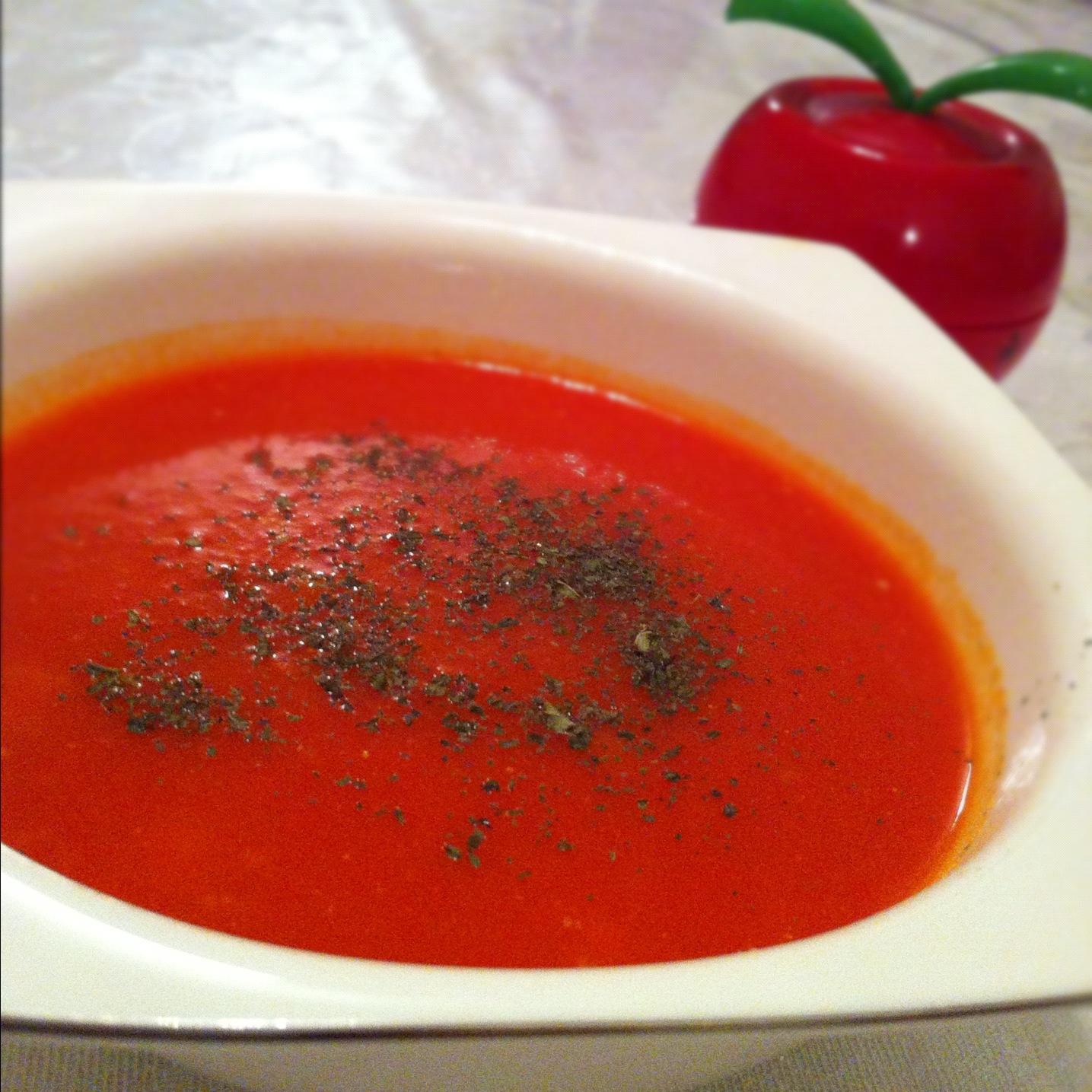 ikiyemekAşığı: Domates Çorbası