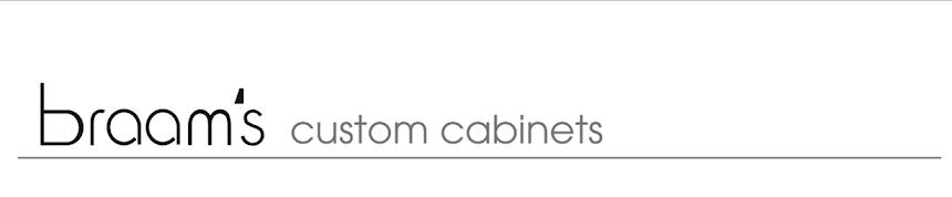 braam's custom cabinets