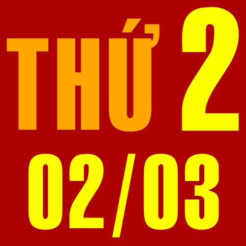 Tử vi Thứ Hai 2/3/2015 - 12 Con Giáp hàng ngày
