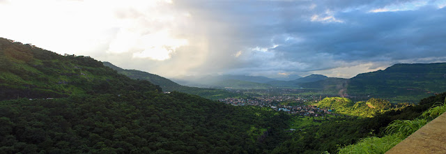 ghat panorama