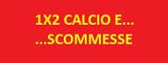 1X2 CALCIO e scommesse