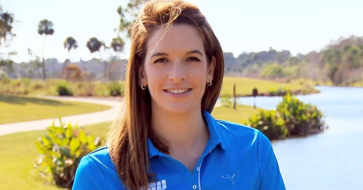 Cara Robinson Golf Channel >> Golf Babes: Cara Robinson Latest to Join 'Morning Drive' Cast on Golf Channel