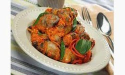 Resep masakan ampela kapri muda