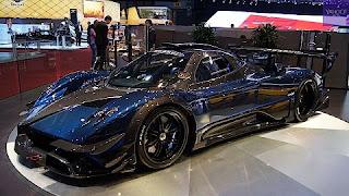 C'est la voiture la plus chère du salon de Genève 2014