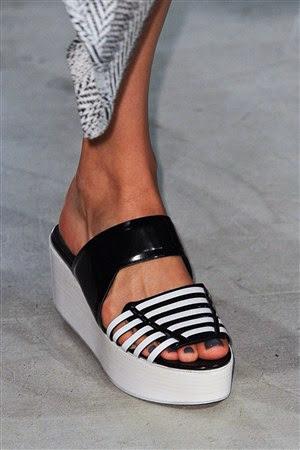 gambar model sepatu wanita terbaru 2015